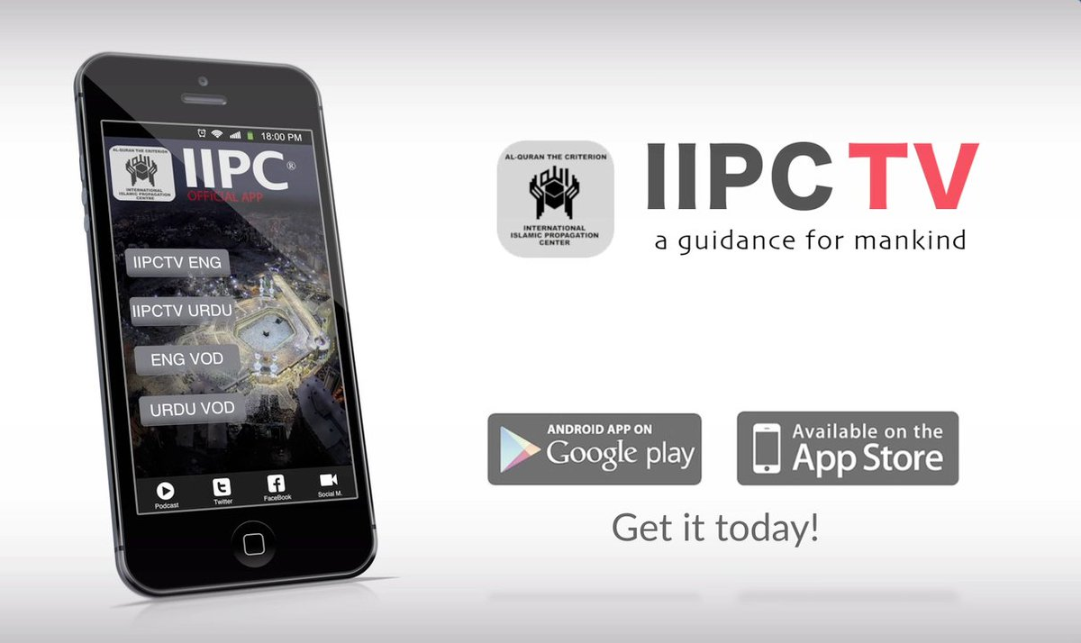 #BREAKING #RejectREX I am inspired @mohammadshaikh_ #QuranSays by #Influential #Leader #IIPCTV available on #AppStore &amp; #PlayStore<br>http://pic.twitter.com/hHtukldIYE