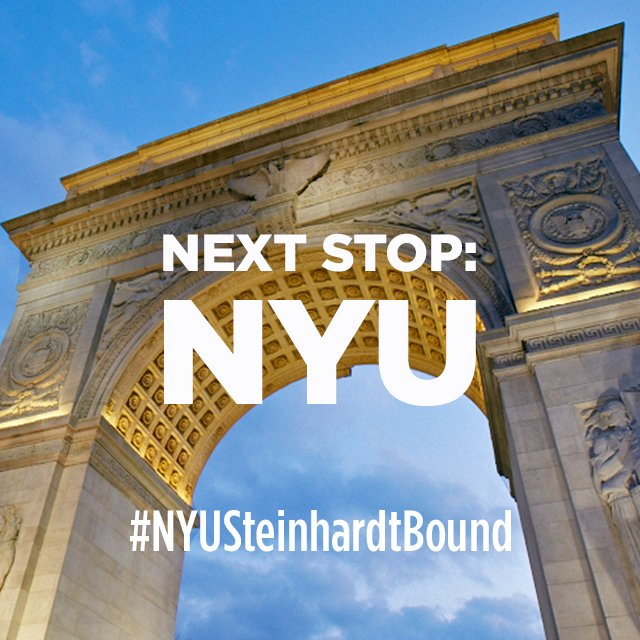 It's crazy, I'm just so excited for the adventure this year has in store for me. 💜 #NYUSteinhardtBound #NYU https://t.co/fG8UKblp6q