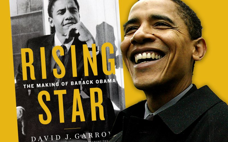 Image result for Obama rising star