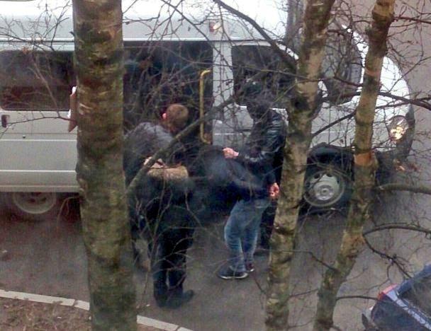 Путинские азиаты хотели взорвать дом:  Бомба обезврежена в жилом доме Петербурга