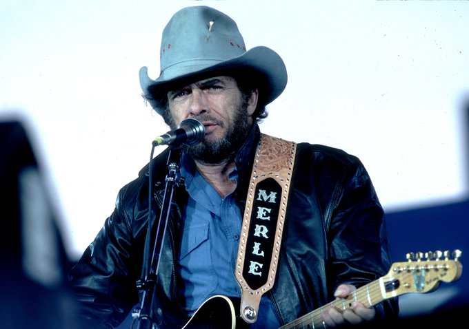 Happy Birthday to Merle Haggard, who would have turned 80 today!