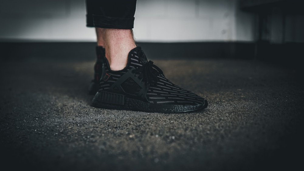adidas NMD XR1 PK Core Black Red in 15 minutes at adidas UK Link    http   bit.ly 2oDbdLc pic.twitter.com rNP0tnBVis 3c8159e5c