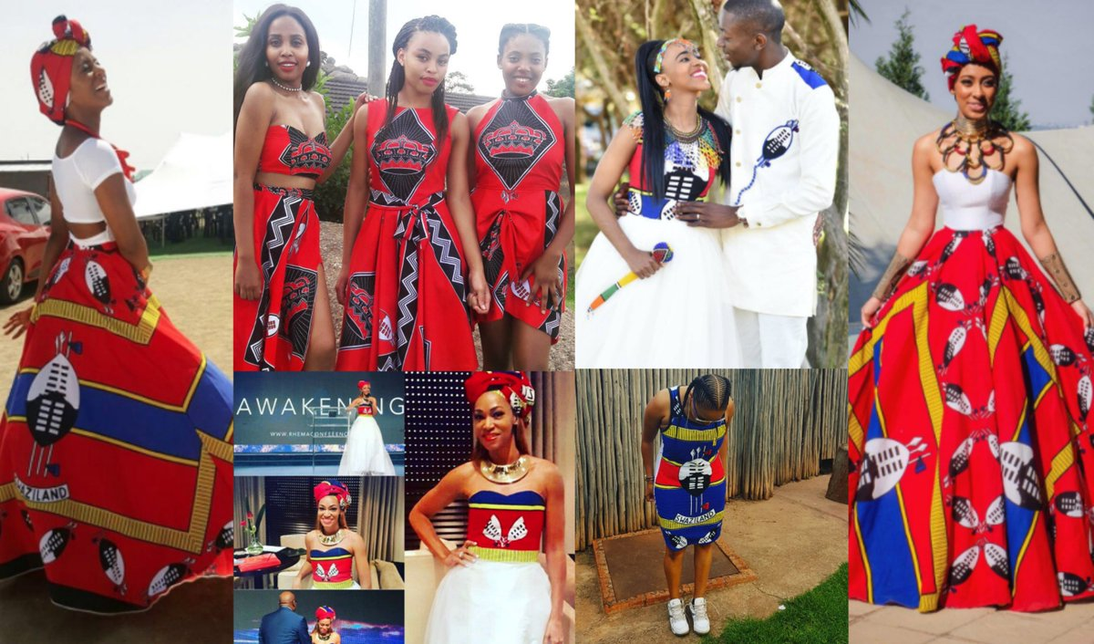Tsonga traditional dresses  sunikacoza