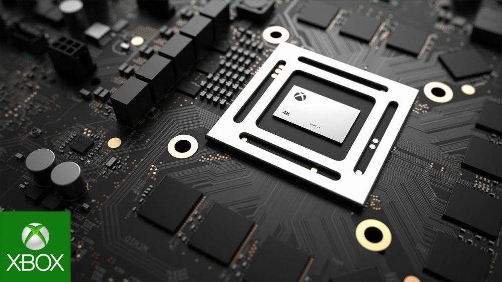 Here's The Specs That Will Power Microsoft's Project Scorpio VR Experiences