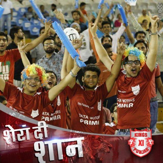 Kings Xi Punjab On Twitter Change Your Profile Picture Show Your