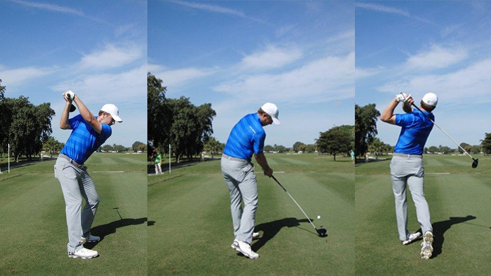 Jordan Spieth Jordan Spieth Interactive Swing Sequence
