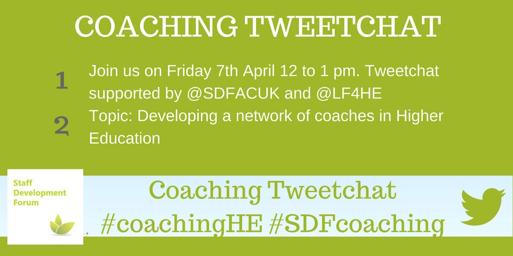 So excited! Only 1 more sleep to our #coachingHE  #SDFcoaching tweetchat Join in the #coaching conversation :-) https://t.co/jT5yRTfHd5 https://t.co/tN3XubWTnt