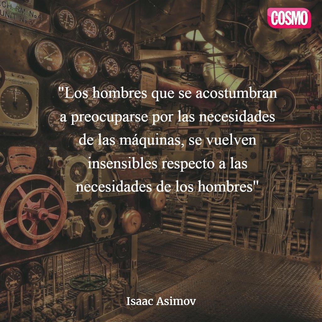 Isaac Asimov Cumplen Años Fallecimiento Isaac Asimov Frase