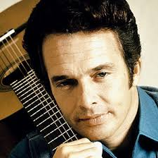 "Happy Birthday to the great Merle Haggard, born April 6! \""Workin Man Blues\"""