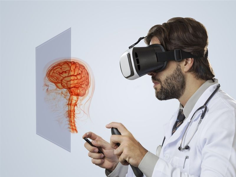 Could VR be used to battle brain diseases?