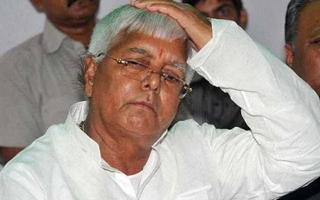 JUST IN -- Bihar chief Secretary orders probe into alleged soil scam involving Lalu Prasad Yadav   Reports @prabhakarjourno