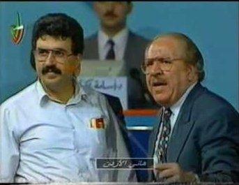 إعلاميات على تويتر الإعلامي الأردني الكبير د عمر الخطيب المتوفى عام 2007 اشتهر بتقديمه برامج المسابقات ومنها البرنامج الشهير بنك المعلومات اعلاميبيديا Https T Co Ppuw4bmf1d