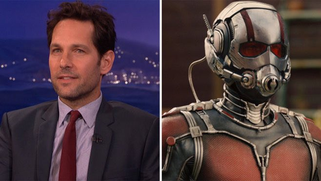 Happy 48th Birthday to Paul Rudd! The actor who played Ant-Man.