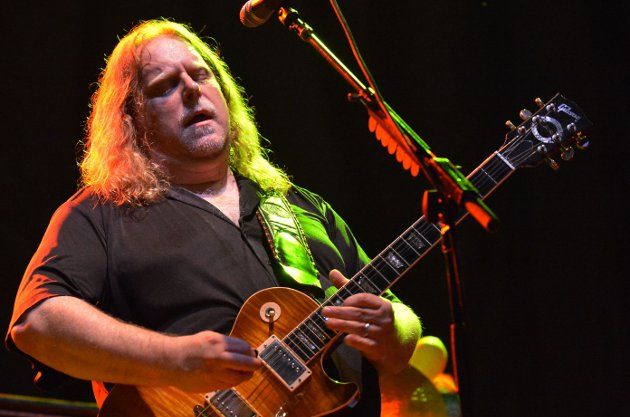 Happy Birthday Warren Haynes!  Thanks for all the incredible music brother...
