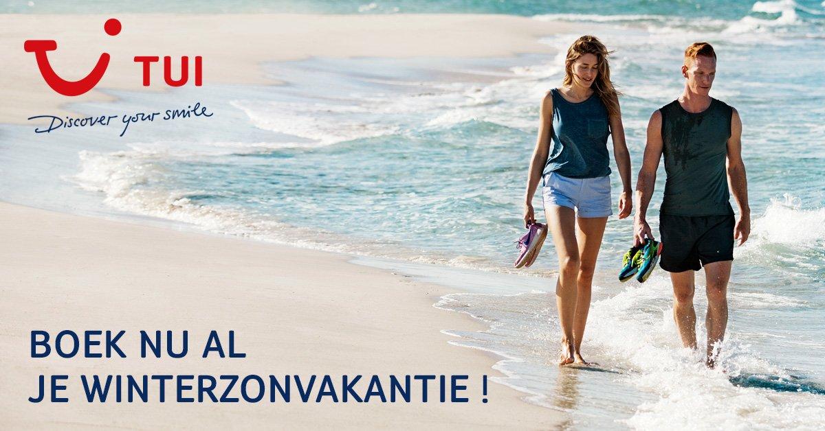 Boek nu al je winterzonvakantie naar onze populairste bestemmingen! Lanceringsaanbiedingen vanaf €299! http://bit.ly/2odfeFu