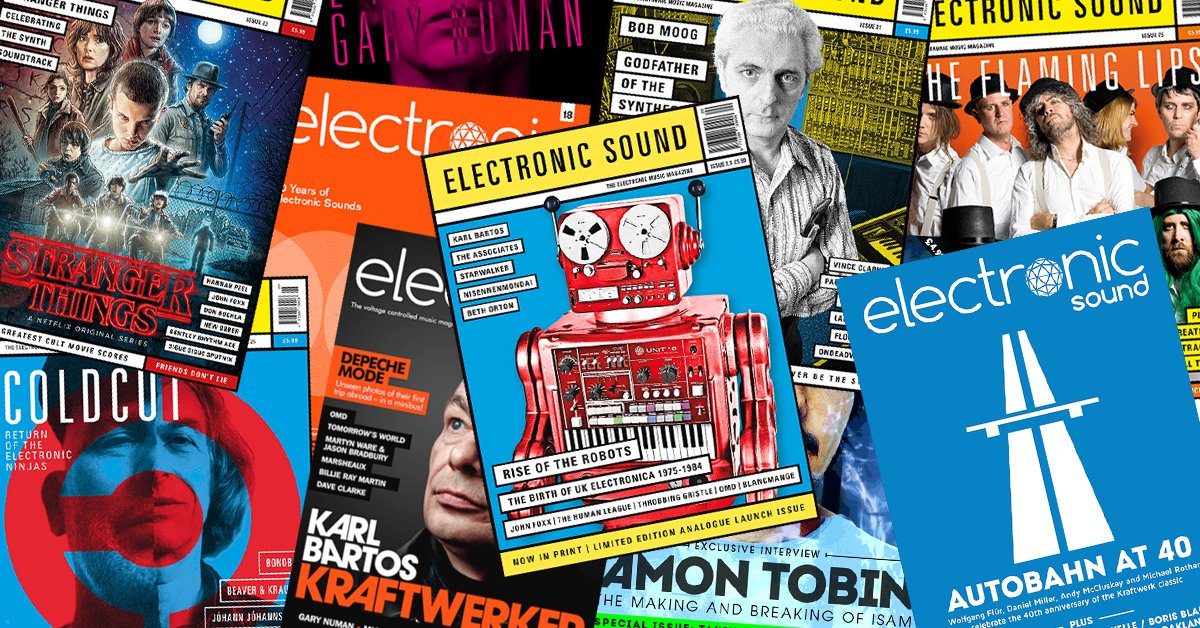 Electronic Sound on Twitter: