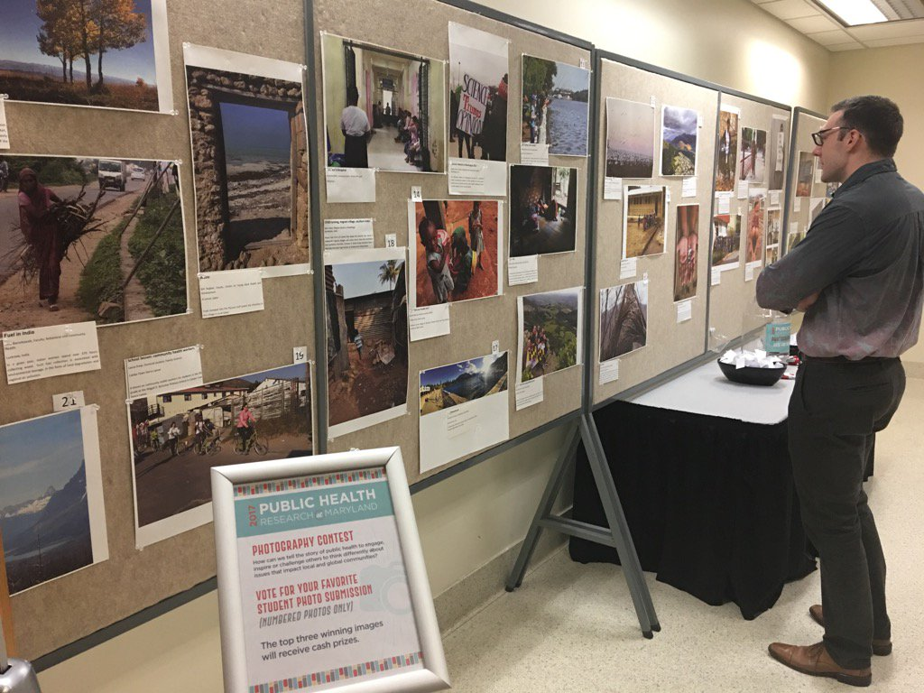 Our Public Health Research photo contest is ready!  Vote in person at #publichealthMD https://t.co/emNAqNQq7L #nphw https://t.co/6TAAbOlpyb
