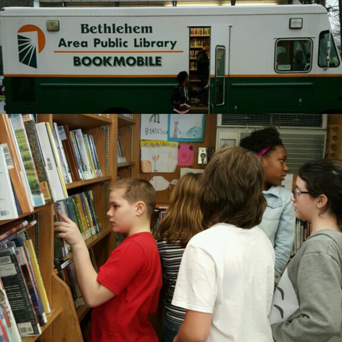Theres Nothing Like Library On Rainy >> Nitschmannms On Twitter Thank You Pabapl Bookmobile There Is