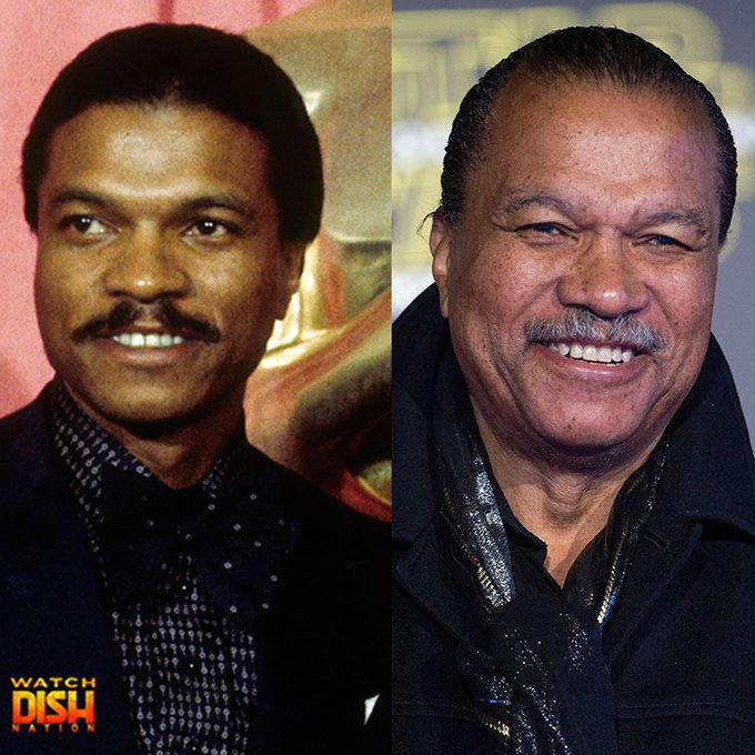 Happy 80th birthday to Billy Dee Williams
