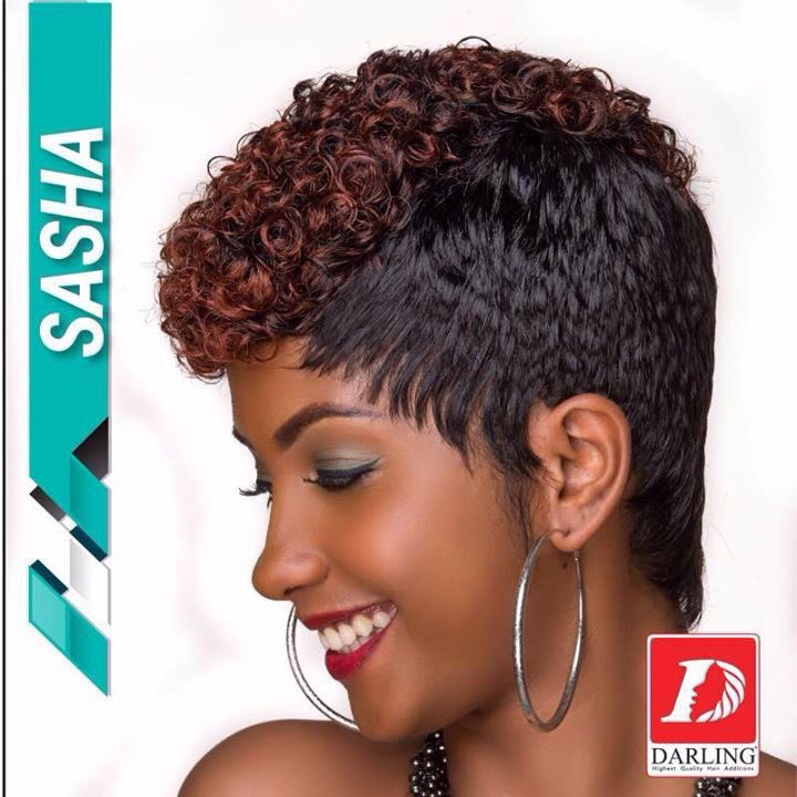 Darling Uganda On Twitter Short Hair Is The New Trend Look