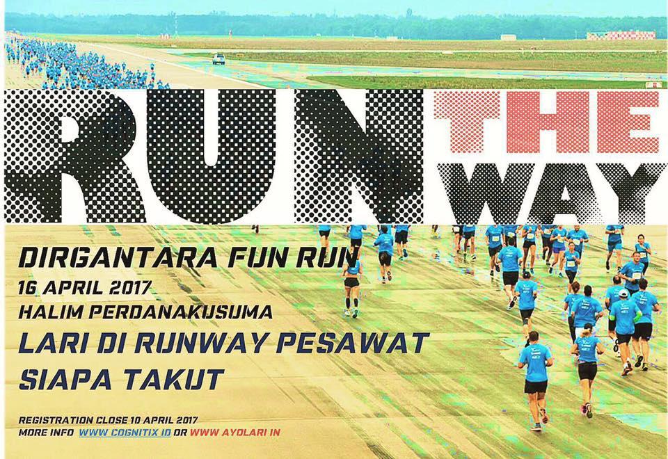 Dirgantara Fun Run • 2017