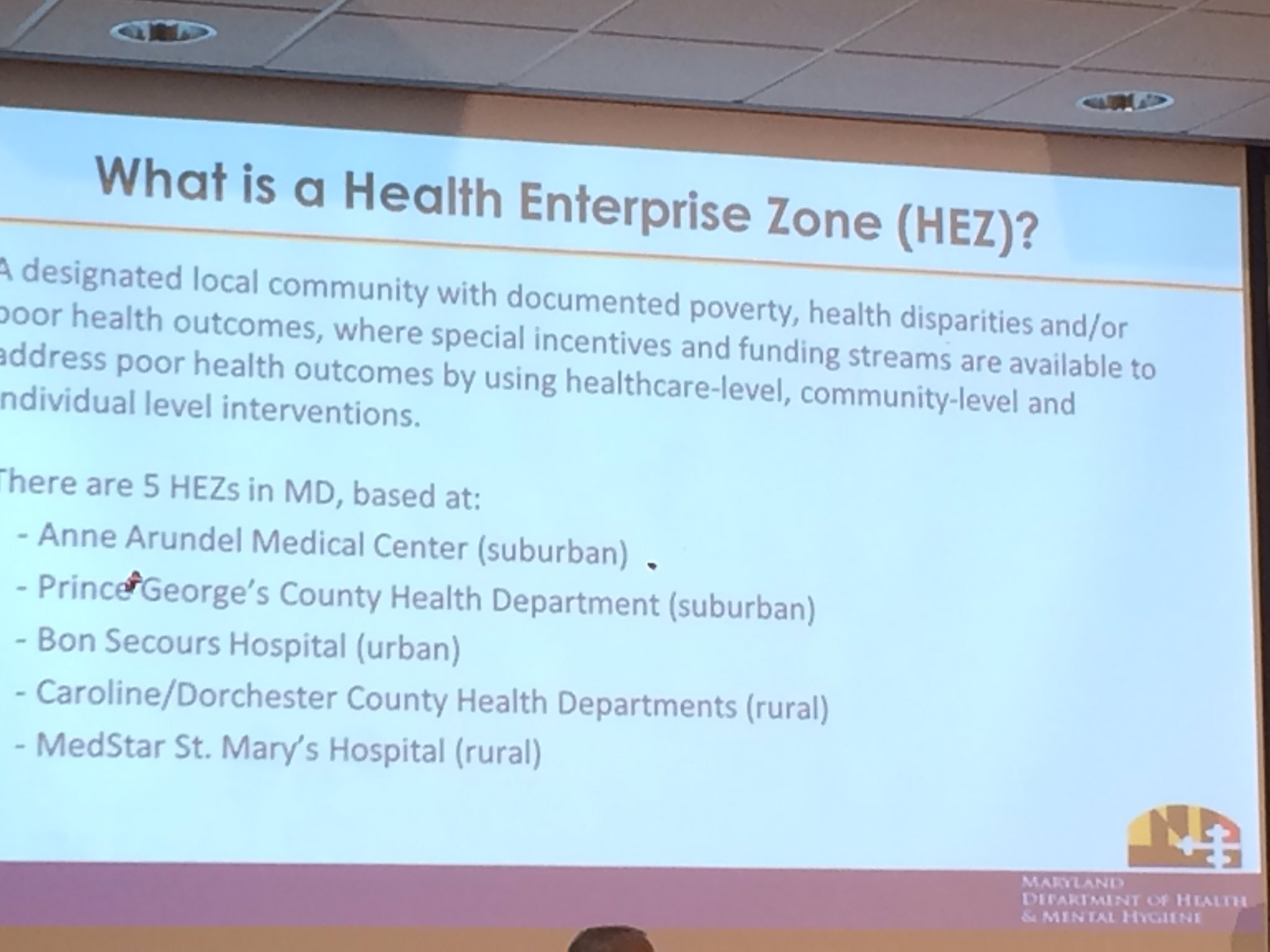 Are you familiar with MD's HEZs? #NPHW #publichealthMD https://t.co/wnHQZGCmQZ