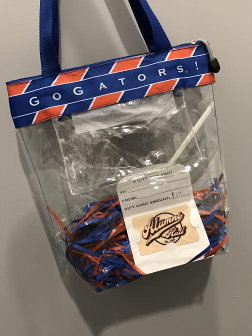 e5562bc10d RT   follow for your chance to win a  ClearBag and gift card! Winner  announced this afternoon.  GoGatorspic.twitter.com OkwsndG8yO