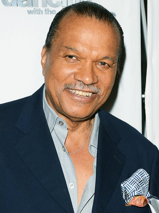 Happy Birthday to actor, Billy Dee Williams (