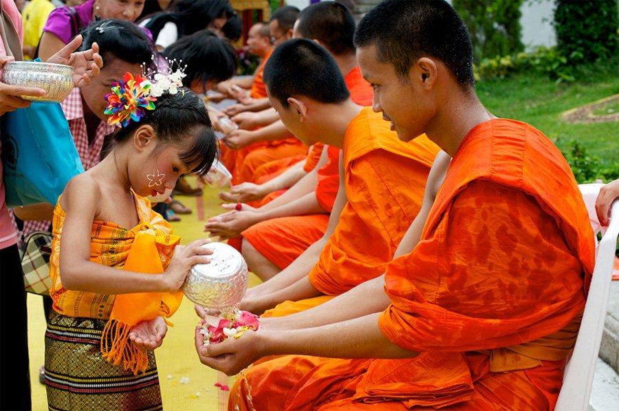 IEAGLE On Twitter Thailands Songkran Festival Marks Thai New Year