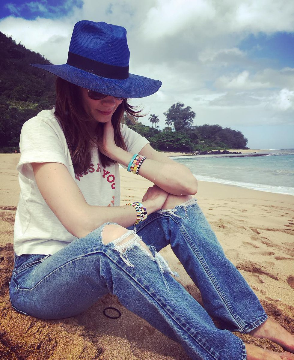 Michelle monaghan beach | Michelle Monaghan in a Rainbow ...