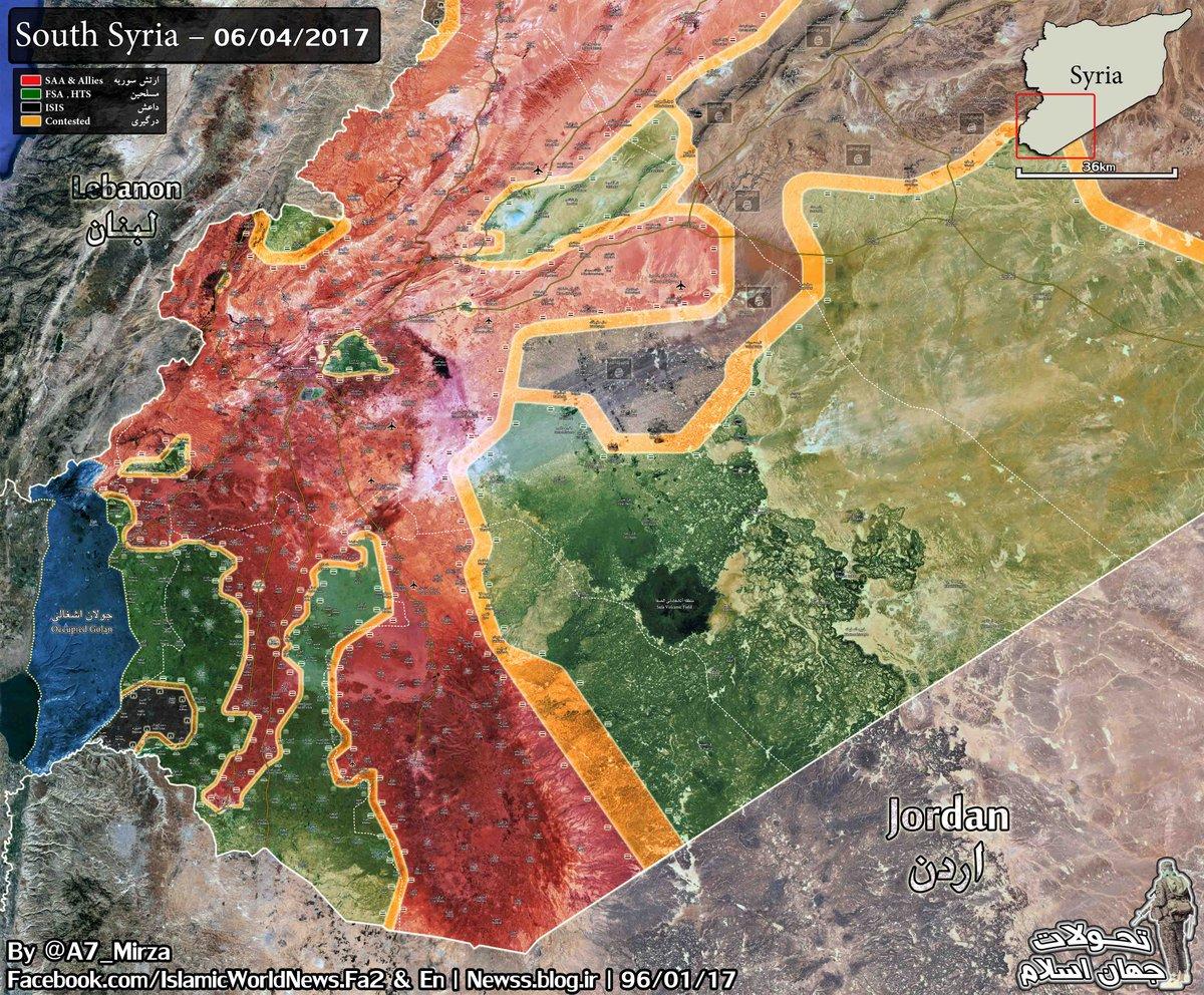Syrian War: News #12 - Page 7 C8vtmGYWAAIgkGm