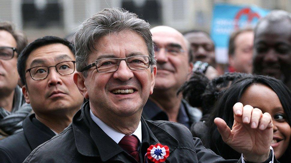 Mélenchon est le candidat en qui les jeunes ont le plus confiance https://t.co/eZouGTEXvU