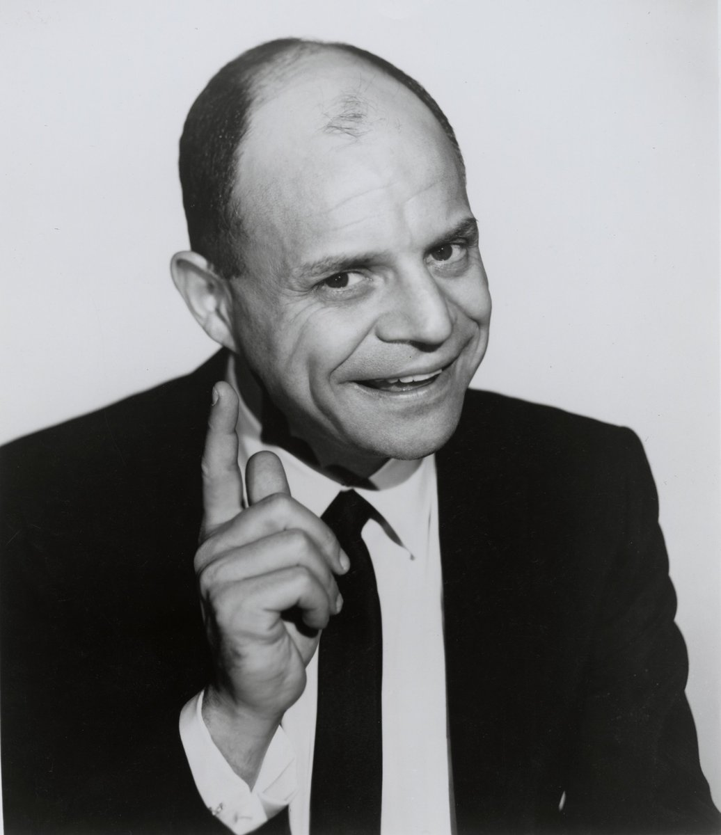 Thank you for all the laughs, Don Rickles.  You'll be missed. https://...