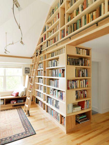 Goodreads On Twitter Ladder Check Window Nook Floor To Ceiling Bookshelves Https T Co Dfeo80hp81