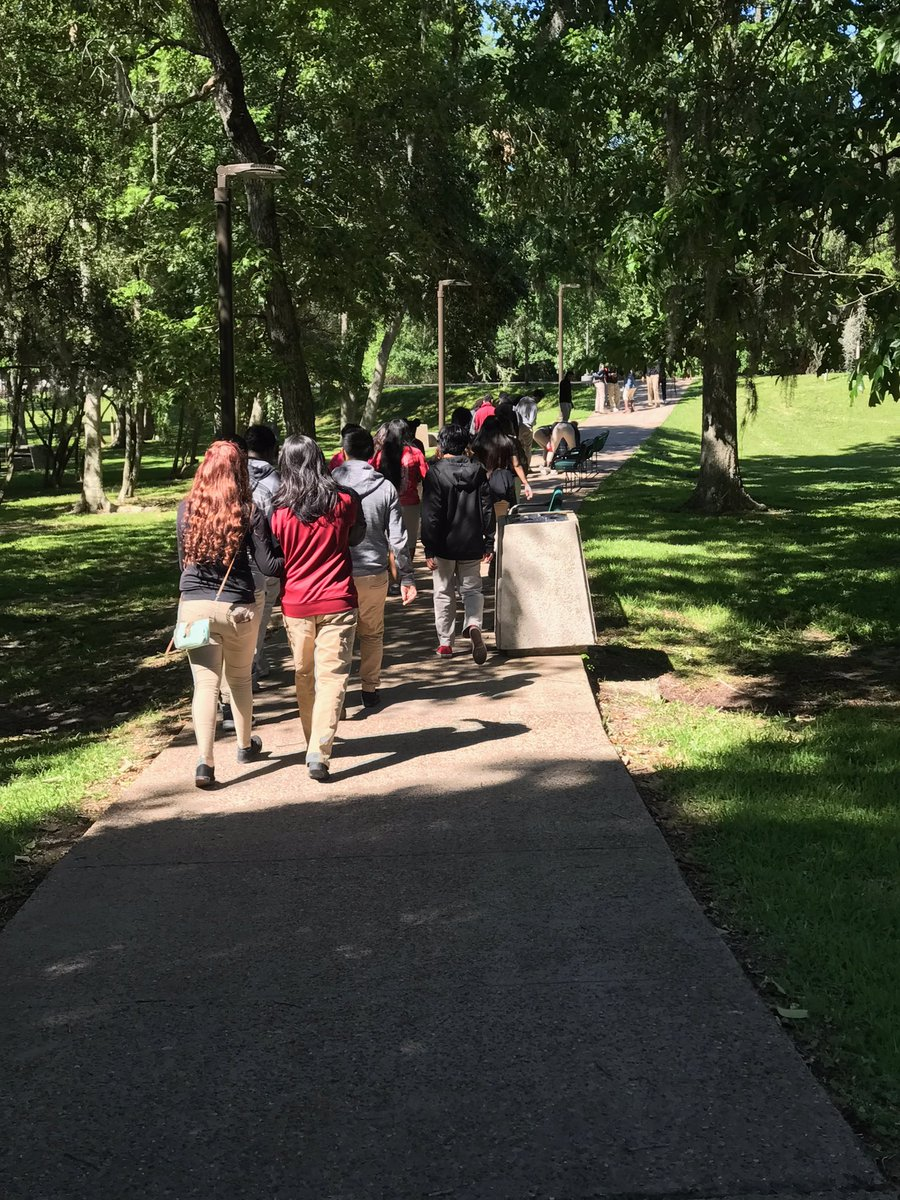 North Forest High School On Twitter College Field Trip 3 Of 3 To
