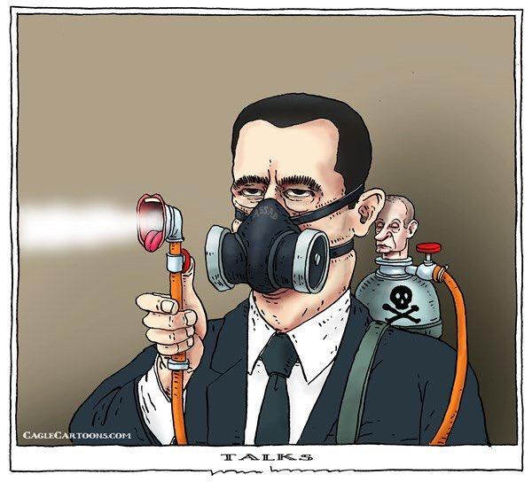 """""""Это скандал, когда резолюции Совета Безопасности ООН не принимаются"""", - Меркель о химической атаке в Сирии - Цензор.НЕТ 2371"""