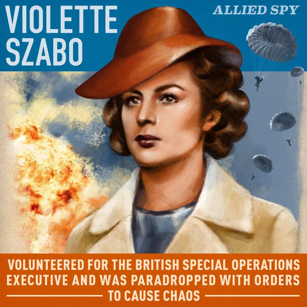 Resultado de imagen para Violette Szabo