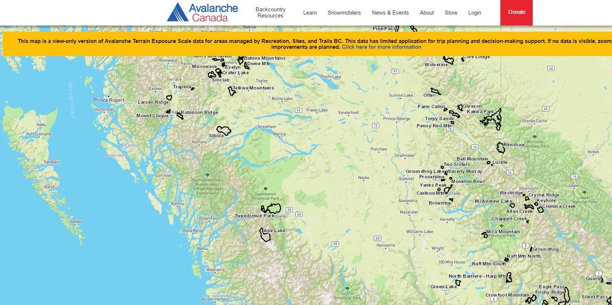 Avalanche Canada auf Twitter: