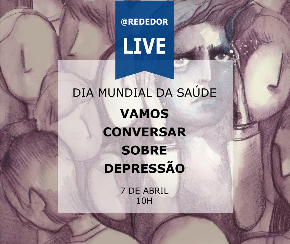 Tire suas dúvidas sobre o assunto em uma transmissão ao vivo na página do Facebook da Rede D'Or São Luiz, amanhã, às 10h