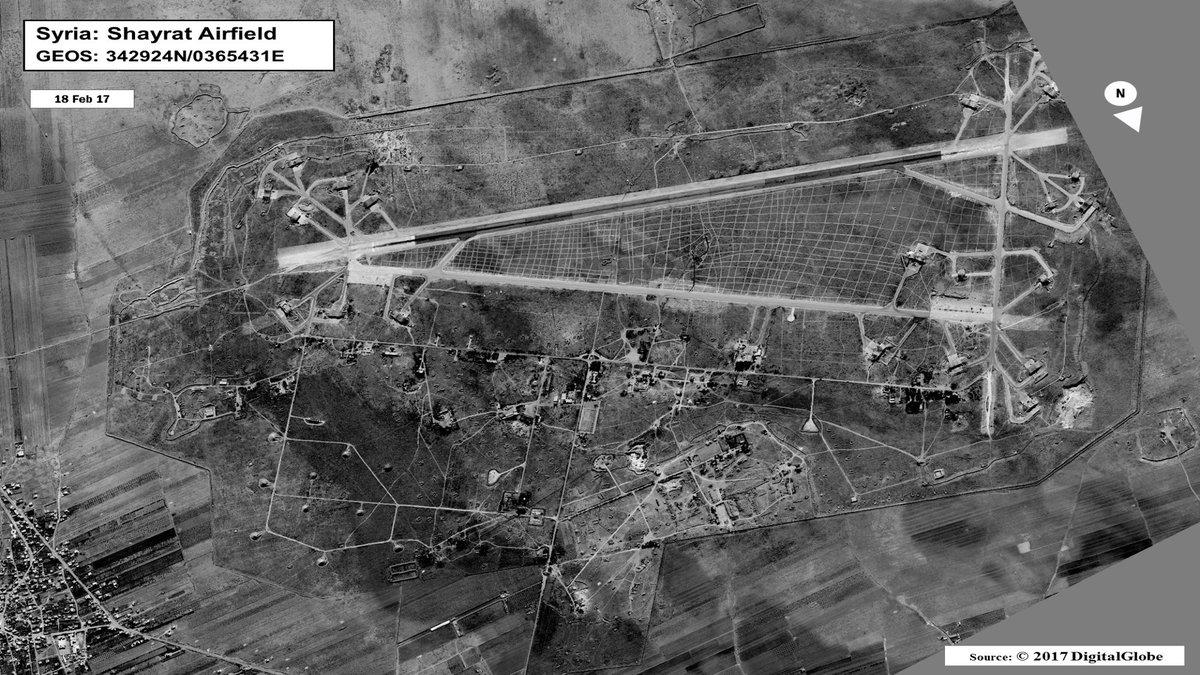 Airstrike Initial Attack