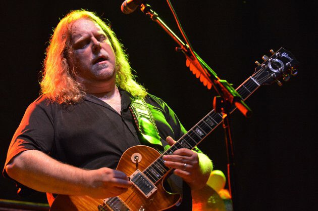 Happy Birthday to Warren Haynes!! Keep your magic alive. From SAIKE Brewing