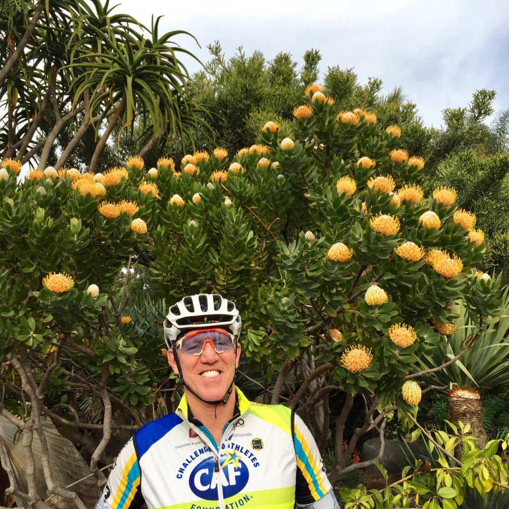 I love my bike, I love our garden, I love San Diego, I love being alive https://t.co/W18FfDLErN