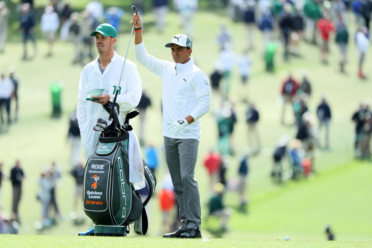 Did you see that bag though? You can win it 😱 goo.gl/EmMcbp #TheMasters