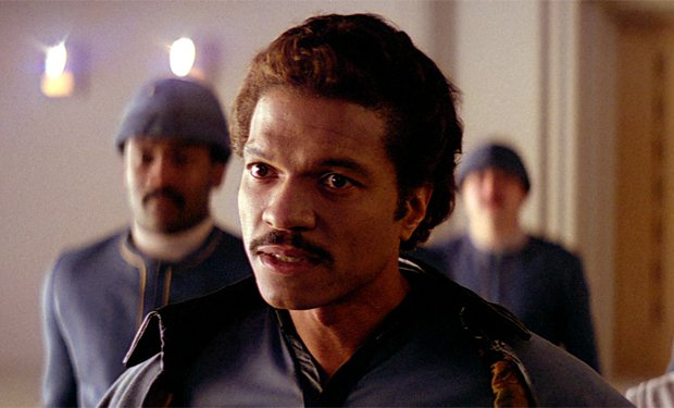 Happy Birthday to Billy Dee Williams, you old smoothie ! :) x