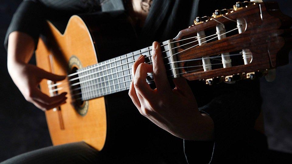 Музыка под гитару для души