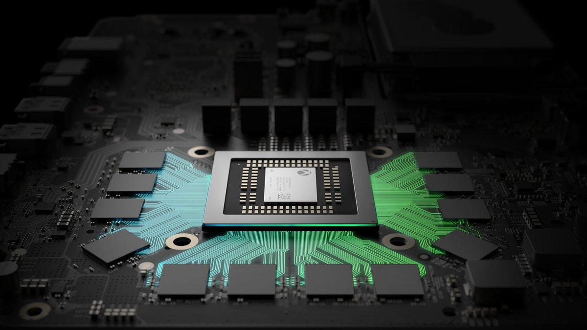 Xbox технические характеристики