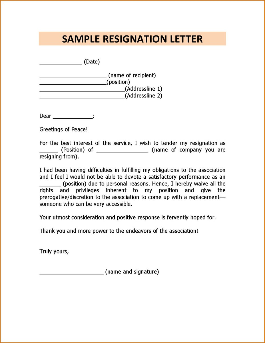 Experience Letters Experiencelette