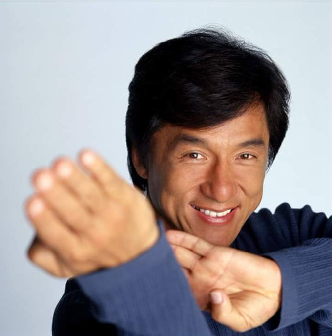 Happy Birthday to the KING of Kung Fu, Jackie Chan!