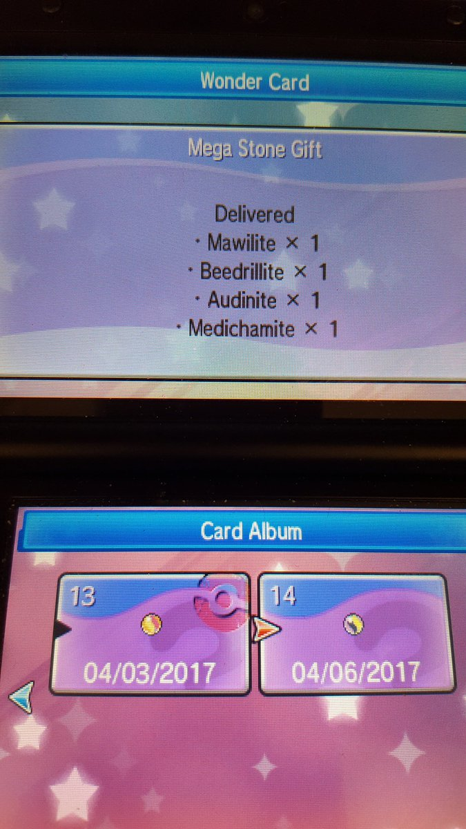 how to get mystery gift codes in pokemon x