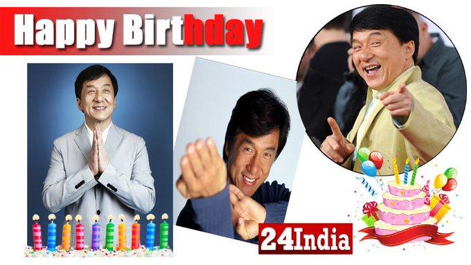 Happy Birthday to Jackie Chan -